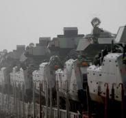 تعزيزات تركية على الحدود السورية