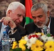 حماس وفتح والمصالحة