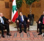 مبشال عون والحكومة اللبنانية