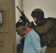 اعتقال فتاة ووالدها من بلدة بني نعيم في الخليل