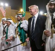ترامب ومليارات السعودية
