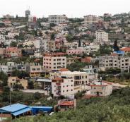 الاستيلاء على اراضي الفلسطينيين في سلفيت