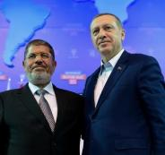 اردوغان ووفاة مرسي