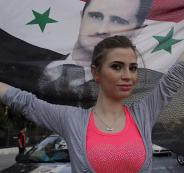بشار الاسد وااميركا