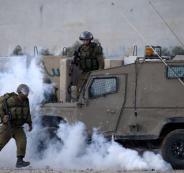 الجيش الاسرائيلي في رام الله وروسيا