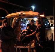 اصابات بانفجار في غزة