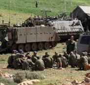 قوات الاحتلال تجري مناورات وعمليات إنزال جنوب غرب جنين
