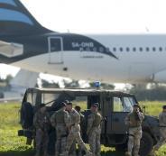 خطافي الطائرة الليبية