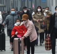 فيروس كورونا والصين