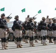 قوات سعودية في تركيا
