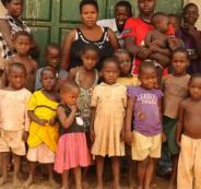 أوغندية عمرها 37 عاما تنجب 38 طفلا