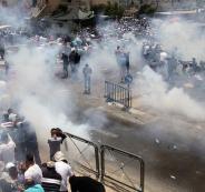 3 شهداء و377 إصابة بمواجهات في القدس والضفة