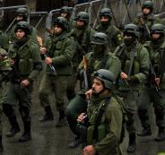 اسرائيل والسلطة الفلسطينية