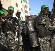 حماس واسرائيل وحزب الله