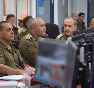 ايزنكوت والجيش الاسرائيلي