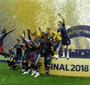 فرنسا كأس العالم 2018