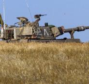 الجيش الاسرائيلي وعمليان قنص من غزة