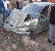 وفيات بحوادث سير في جنين