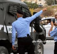 منع القوات الاسرائيلة  من اقتحام رام الله