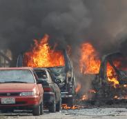 هجوم في افغانستان