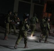 اعتقالات الاحتلال