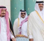 قطر والكويت والازمة الخليجية