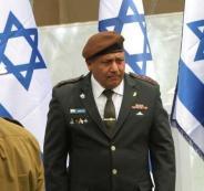 رئيس الاركان السعودية ورئيس الاركان الاسرائيلي