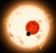 اكتشاف كوكب قابل للحياة