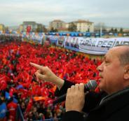 أردوغان: نجحنا خلال 16 عاماً في تطوير تركيا وسنواصل بمشيئة الله