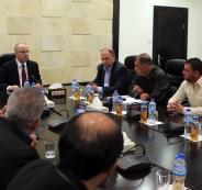 رئيس الوزراء والمخيمات الفلسطينية