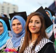 نسبة البطالة في غزة