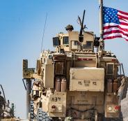 التواجد العسكري الامريكي في سوريا