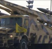 الحرس الثوري الايراني يهاجم قواعد لتنظيم