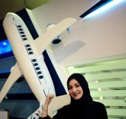 النساء في السعودية سيقدن الطائرات