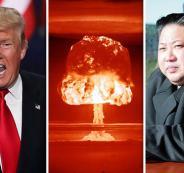 ترامب وكوريا الشمالية