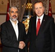 خالد مشعل والقدس وتركيا