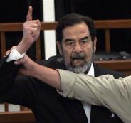 ايران واعدام صدام حسين
