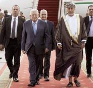 الرئيس-الفلسطيني-محمود-عباس-يصل-الى-سلطنة-عمان-في-زيارة-تستمر-3-أيام-يلتقي-خلالها-السلطان-قابوس-بن-سعيد