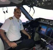 استقبال حاشد للطيار الأردني بعدما انتصر للقدس على طريقته
