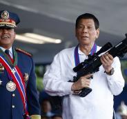 الفلبين والحرب في الشرق الأوسط