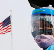 الولايات المتحدة وفيروس كورونا