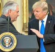 استقالة وزير الخارجية الامريكي