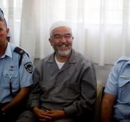 سجناء يهود يعتدون على الشيخ رائد صلاح بالضرب