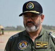قائد القوات الجوية الايراني وسوريا