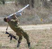 اسرائيل تسقط طائرة مسيرة تابعة لها في الجولان