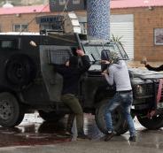 إصابة 4 شبان واعتقال اثنين بمواجهات بالنبي صالح شمال غرب رام الله