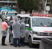 تعافي مصابين بفيروس كورونا في فلسطين