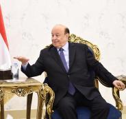 وفاة الرئيس اليمني