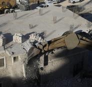 وقف بناء المنازل في بيت لحم