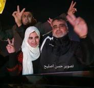 الافراج عن اسير من غزة